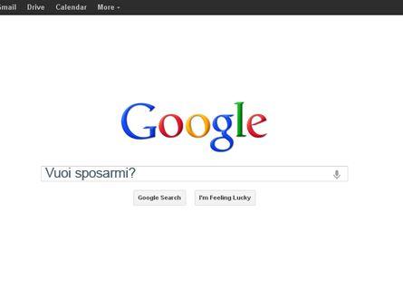 Che ne dite di scriverlo sul desktop del suo pc? #misposo