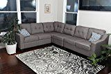 """#ad  #10: Oliver Smith - Large Brownish Grey Linen Cloth Modern Contemporary Upholstered Quality Sectional Left or Right Adjustable Sectional 106"""" x 82.5"""" x 34""""  Oliver Smith - Large Brownish Grey Linen Cloth Modern Contemporary Upholstered Quality Sectional Left or Right Adjustable Sectional 106"""" x 82.5"""" x 34""""     by Oliver Smith     (1)   Buy new:      $399.99     (Visit the  Best Sellers in Sofas & Couches  list for authoritative information on this product's current rank.)  htt.."""