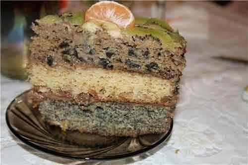 Королевский торт » Кулинарные рецепты