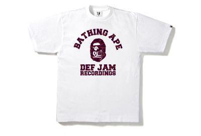Def Jam Recordings BAPE STORE® NYC 10th TEE