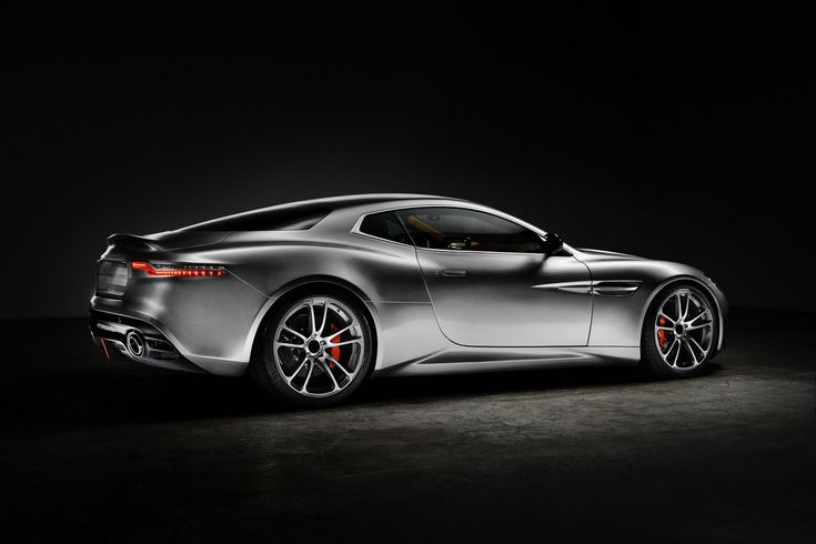 Aston Martin Drops Lawsuit Against Fisker After He Agrees To Can Thunderbolt Project