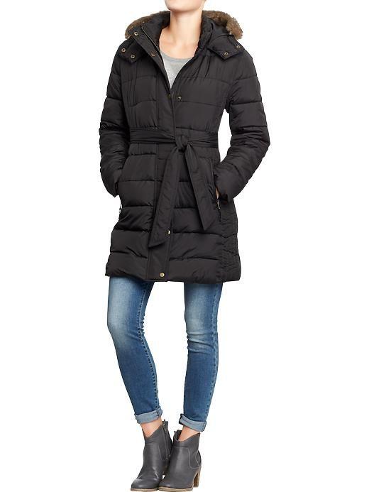 Old navy women's frost free jacket