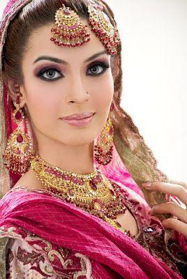 A Beleza das noivas indianas #2 - Espaço Mulher