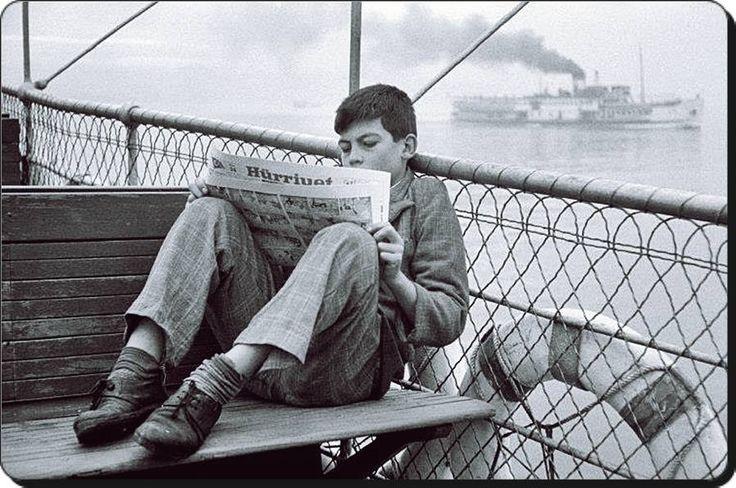 Istanbul- 1957 Ara Güler