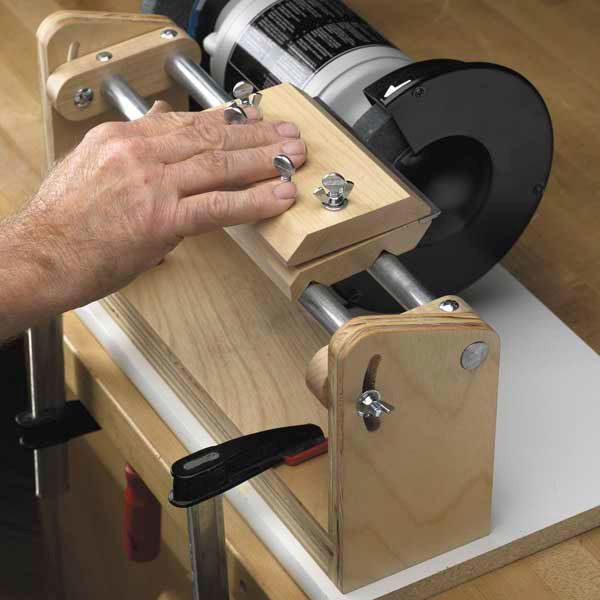 Buy Woodworking Project Paper Plan To Build Hollow Grind