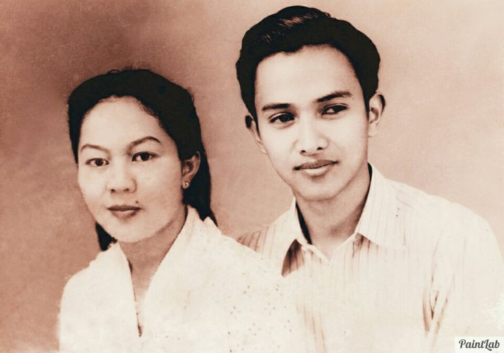 My Father : H.M.Herres Fachruddin with my mother : Hj.Dedeh Siti Sadiyah..