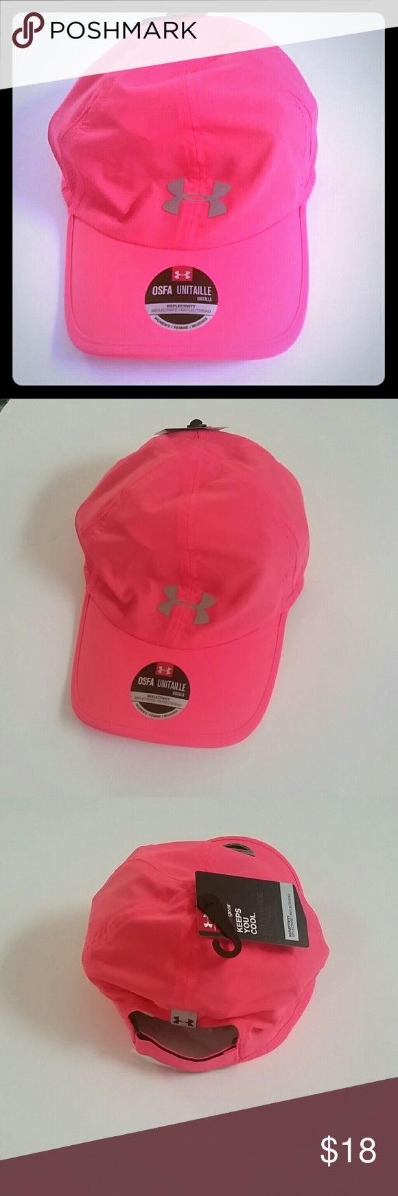 7781eab45ca Women s Under Armour Reflective Baseball Cap Boutique