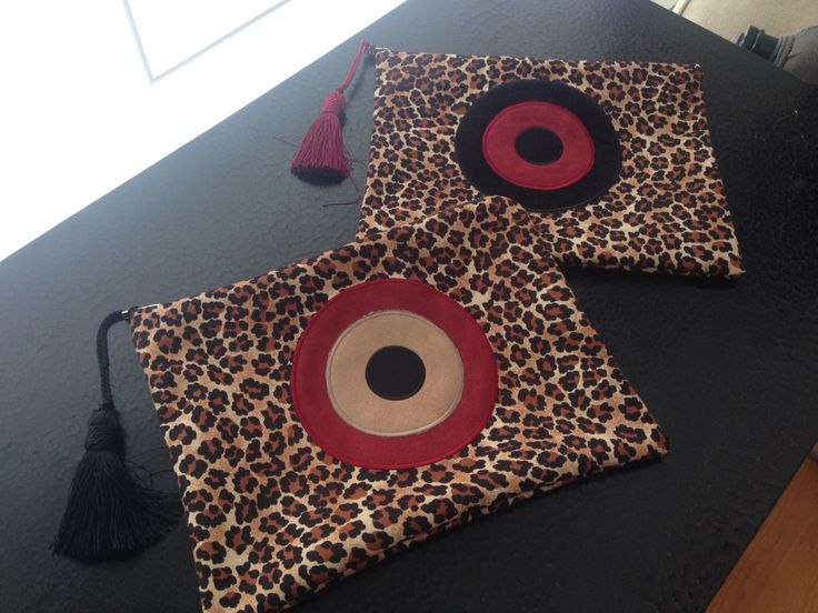 Animal hand made bag with the eye ...