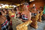Balinese Gamelan Music   Bali, Indonesia