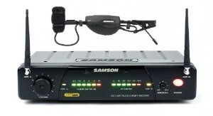 Samson AirLine 77 UHF TD Wind Instrument Wireless Microphone System, Channel N1  .$299.00. http://www.amazon.com/gp/product/pinterest.com.vn-20/B002BSHA2K I ve had this product for a month now, and I cant find anything wrong with it. It works great at long distances as well. This is something I should ve purchased years ago. Don t hesitate, buy this mic! A    The first one I received wouldn t hold a signal. I sent it back and ordered a new one. This one seems to be working great. The clip is…