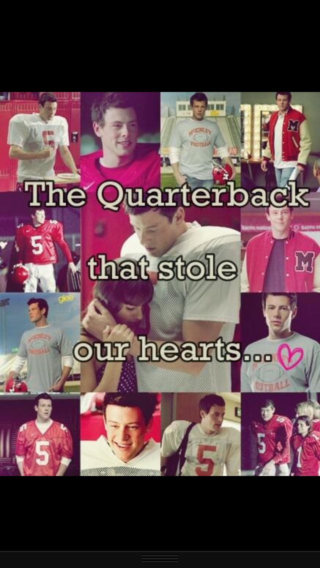 it still dosent feel real i cant grasp the fact he is gone and i am never gooing to see a new monchele picture... ): i miss our quarterback