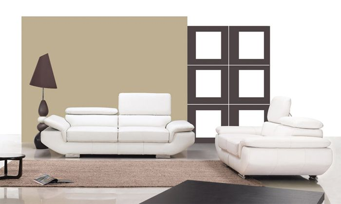 best 25 modern leather sofa ideas on pinterest tan. Black Bedroom Furniture Sets. Home Design Ideas