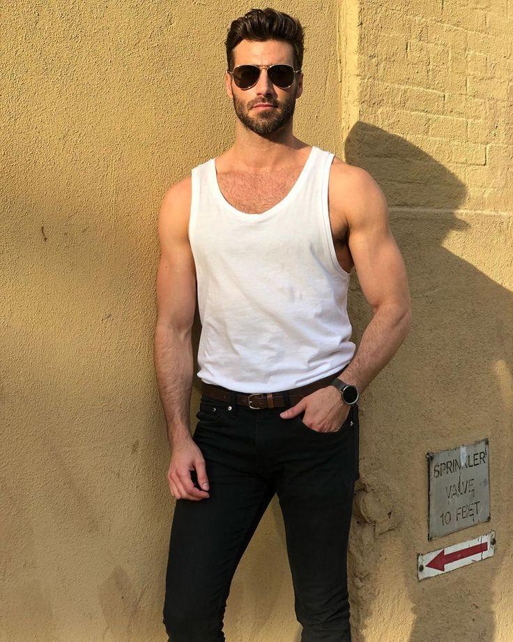Justin Clynes - male models galleries
