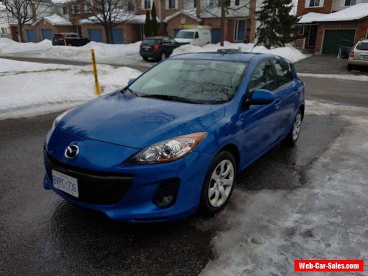 Mazda: Mazda3 #mazda #mazda3 #forsale #canada