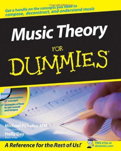 Music Theory For Dummies Pdf Download e-Book
