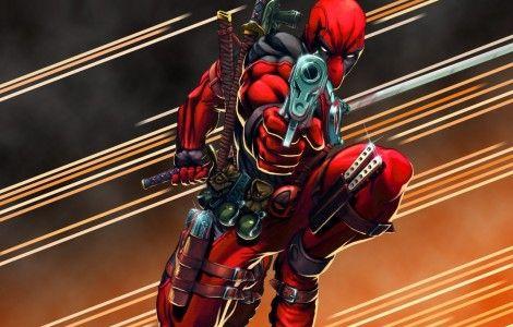 Deadpool HD Wallpaper Download