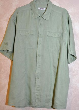 À vendre sur #vintedfrance ! http://www.vinted.fr/mode-hommes/chemises/28046673-tres-belle-chemisette-homme-t-6-marque-olly-gan-ttbe