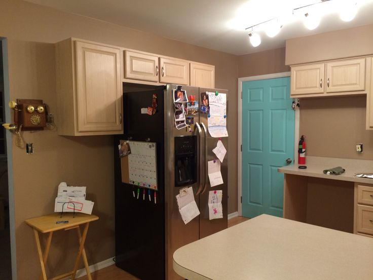 Kitchen Remodel Sherwin Williams Trusty Tan Home Depot