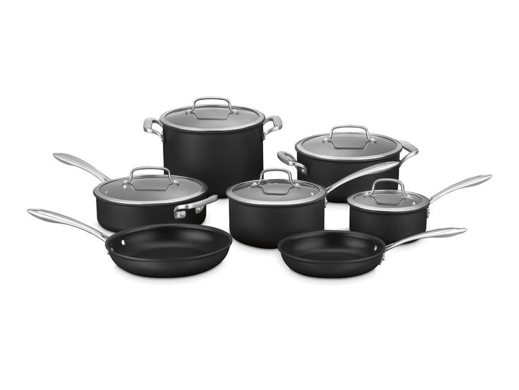 Cuisinart Dishwasher Safe 12-Piece Induction Cookware Set  Cyber Monday deal!