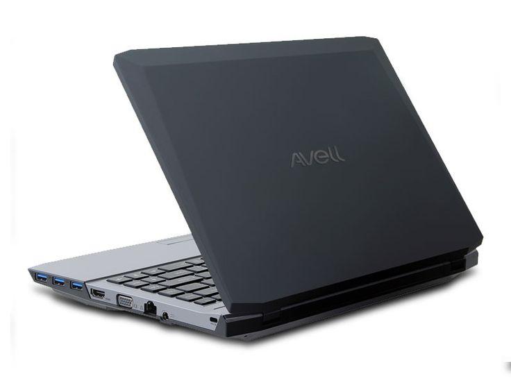 Notebook para jogos Avell Premier W1310 PRO - http://avell.com.br/premier-w1310-pro