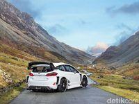 Tim balap M-Sport merilis Ford Fiesta yang akan mengikuti ajang Wolrd Rally Championshp (WRC) musim depan. Mobil ini tampak sporti dengan perlengkapan balap reli.