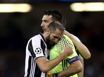 Il-Trafiletto: Coppa maledetta per la Juve: 1-4 Real Madrid campi...