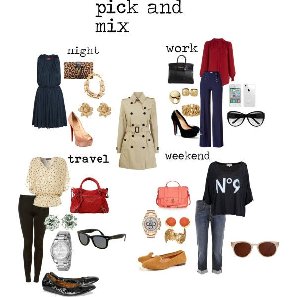 pick and mix by georgina2907 on Polyvore
