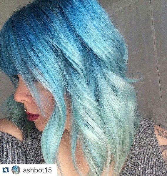 nice 18 Beautiful Blue Shadows colors and styles //  #Beautiful #Blue #Colors #Shadows #STYLES
