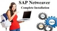 SAP Basis Complete Installation Install SAP Netweaver complete step by step Installation on your own PC