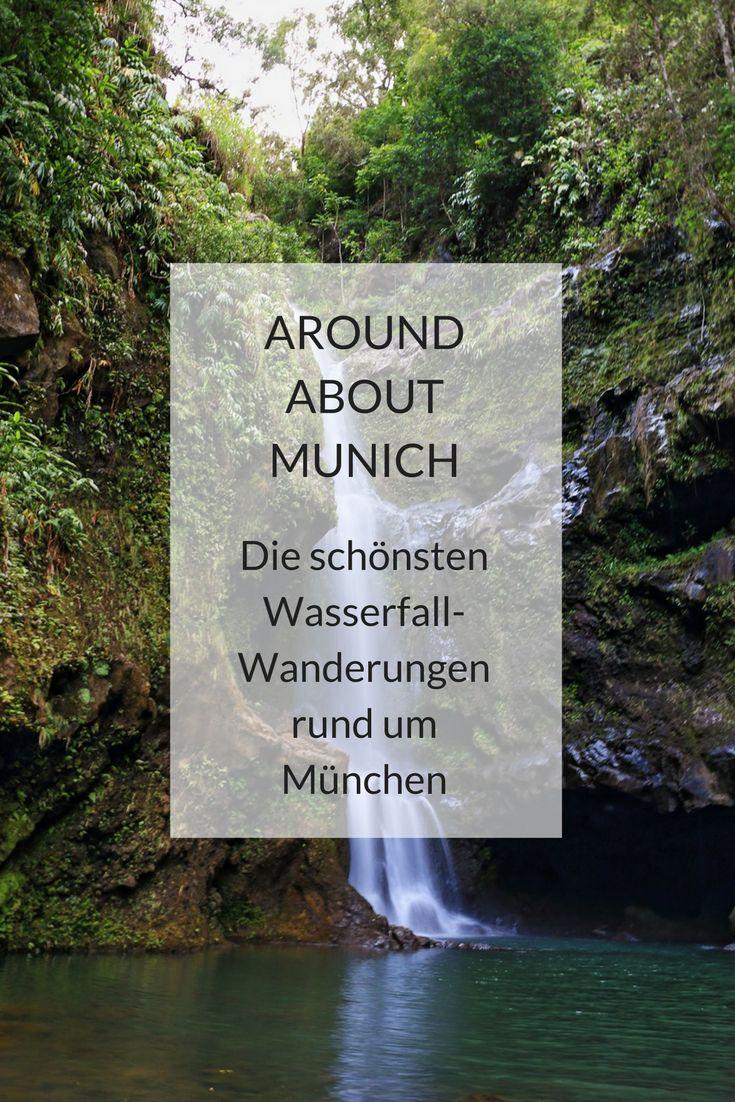 Gerade im Frühling lohnt es sich, einen Ausflug zu einem der vielen schönen Wasserfälle, die das bayerische Voralpenland zu bieten hat, zu unternehmen. Denn jetzt ist genug Schmelzwasser da, dass es nur so rauscht, brodelt und zischt. Ein herrlicher Anblick, viel schöner als im Hochsommer, wo Euch oft nur ein Rinnsal erwartet. Wir haben deshalb unsere liebsten Wasserfall-Wanderungen für Euch zusammengestellt. #ausflüge #münchen #familie #mitkindern #bayern