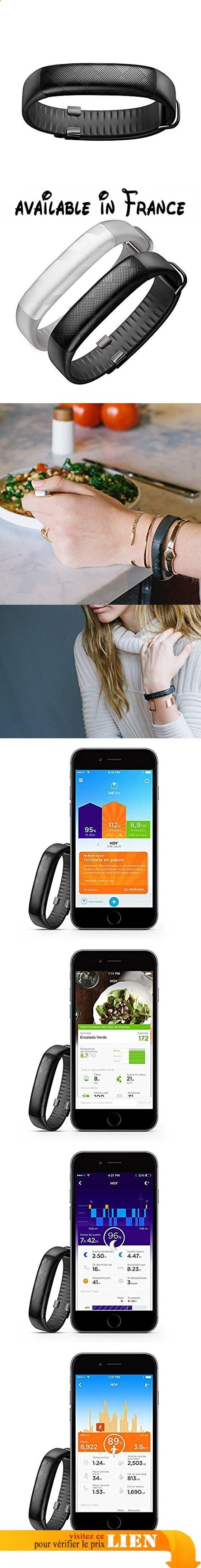 Activity Bracelets Fitness - Activity Bracelets Fitness - Jawbone UP2 Wellness Fitness Bracelet Activity Tracker and Sleep Black Diamond. Jawbone. JL03-0303AGD-EU2 #Sports #PHONE_ACCESSORY - The benefits of wearing these smart bracelets are not only in your comfort, but also in that they are able to control all your physical progress - The benefits of wearing these smart bracelets are not only in your comfort, but also in that they are able to control all your physical progress