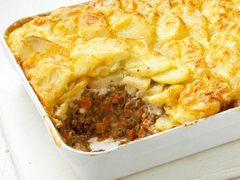 Hairy Bikers' healthy cottage pie recipe - goodtoknow