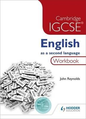 9781444191646, Cambridge IGCSE English as a second language workbook - CIE SOURCE
