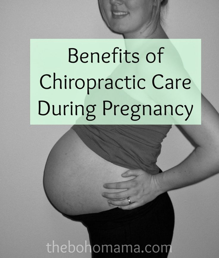 Authentic Parenting: Benefits of Chiropractic Care During Pregnancy
