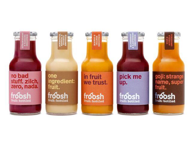 Froosh. Fruit: bottled.