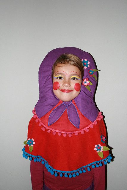 Mila Babushka by MIKO DESIGN, via Flickr