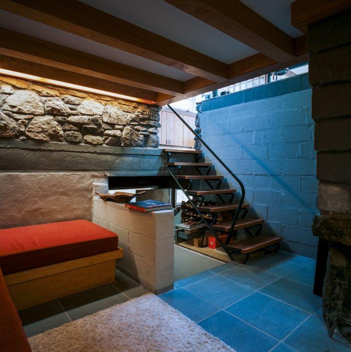 The Bier House, designed by Kaneji Domoto - interior