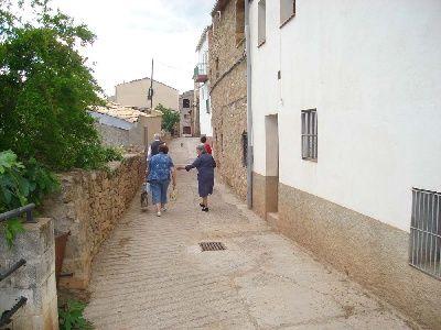 Carrer Avall de Suterranya #pobles #pallarsjussa #concadeTremp