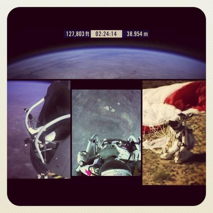 Red bull stratos, il sogno di una vita può diventare realtà