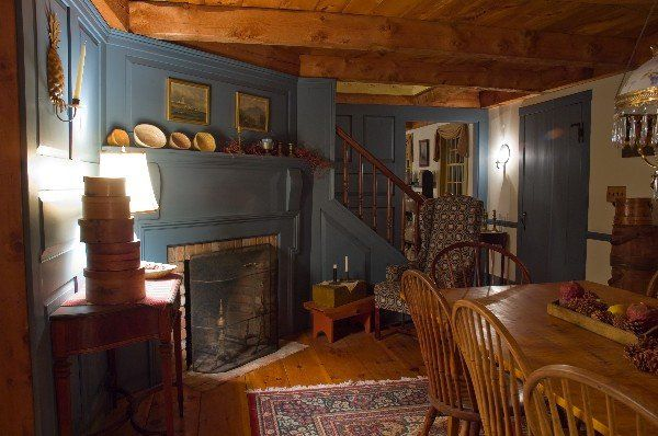 48 Best Images About Colonial Homes Painted Paneling On