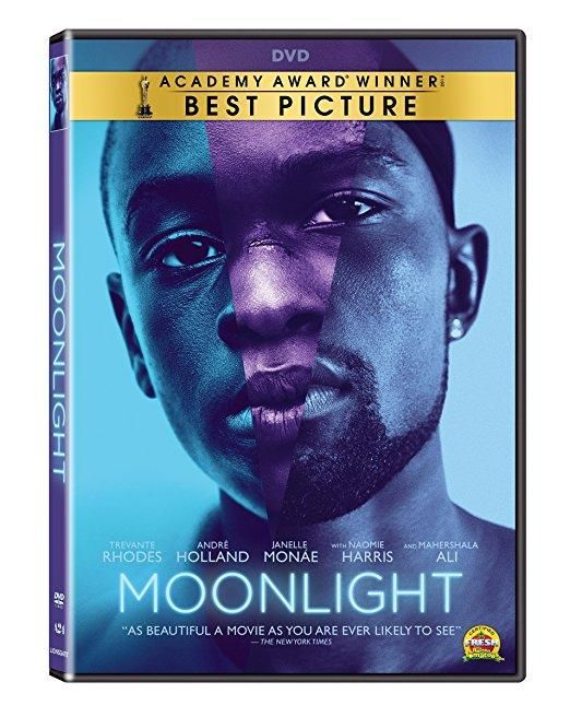 Naomie Harris & Trevante Rhodes & Barry Jenkins-Moonlight