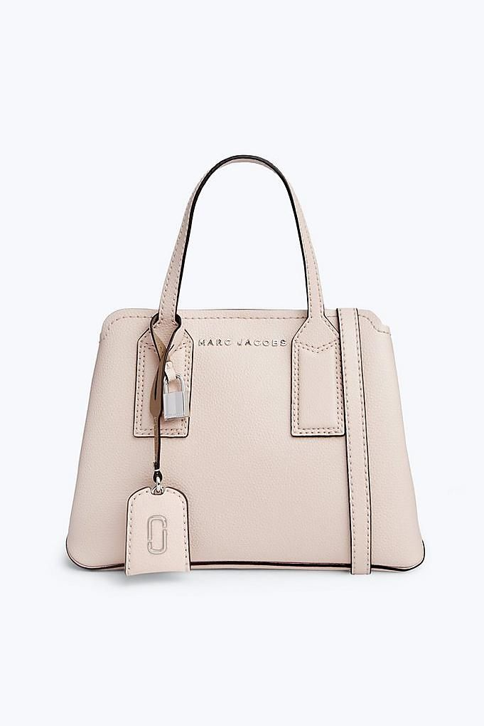 ce6e878f5f9 Marc Jacobs The Editor Crossbody Bag in Pearl Pink | Marc Jacobs ...