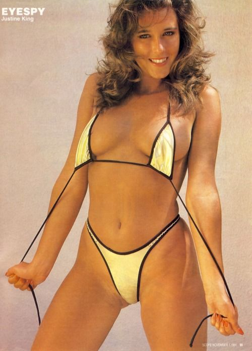 Another Bikini Girl From 80S  Delicious  Pinterest -2501