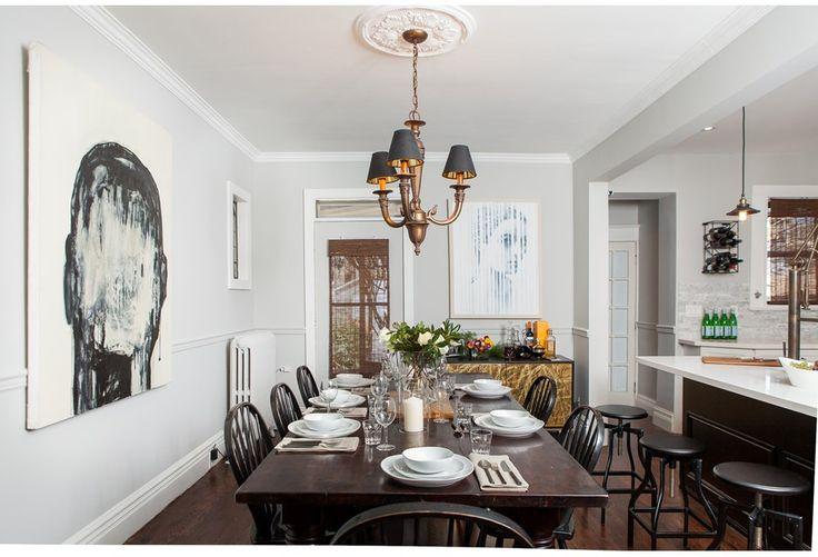 Modern kitchen design by Danielle Bryk