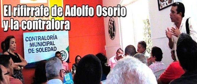 Capturan a la contralora de Soledad Gloria Castaño Vargas por peculado y celebración indebida de contratos