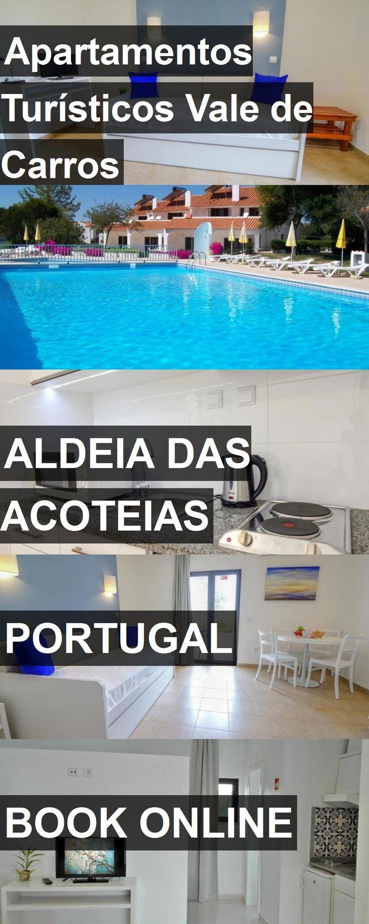 Hotel Apartamentos Turísticos Vale de Carros in Aldeia das Acoteias, Portugal. For more information, photos, reviews and best prices please follow the link. #Portugal #AldeiadasAcoteias #ApartamentosTurísticosValedeCarros #hotel #travel #vacation