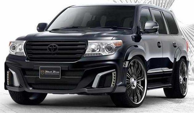 2017 Toyota Land Cruiser V8 Prado Concept, Horsepower, Specs – All ...