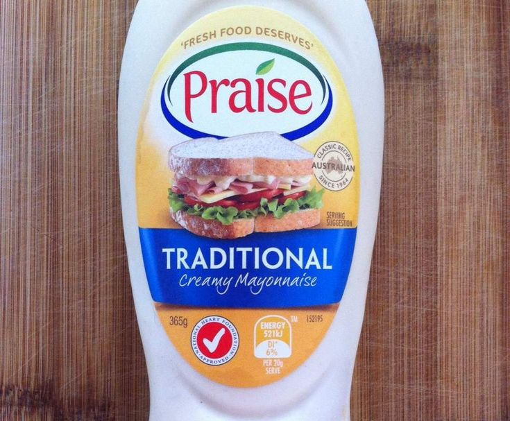 """Recipe """"Praise Traditional"""" Mayonnaise (copy) by Leesha37 - Recipe of category Sauces, dips & spreads"""