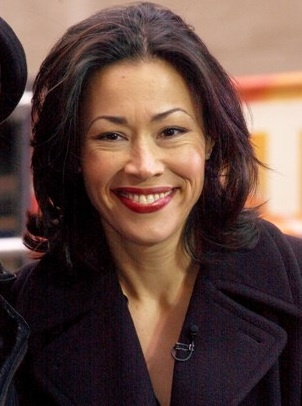 BODY LANGUAGE REVEALS ALL:  Ann Curry's Smile and SINCERITY QUOTIENT-    Ann Curry sports five primary body language components of a fully sincere smile: only the upper teeth should be visible, vertically lifted-bunched cheeks, concave up furrows in the lower eyelids, eyelids partially closed, and a relaxed forehead.  Jack@BodyLanguageSuccess.com