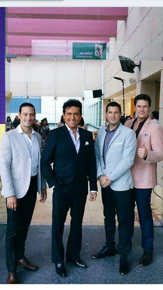 56 best images about il divo on pinterest unchained melody blackpool and wicked game - Divo music group ...